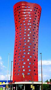 Styles de gratte ciel wikimonde for Architecture deconstructiviste