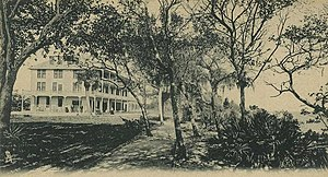 Melbourne, Florida - The Hotel Carleton c. 1907