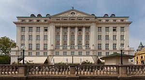 Esplanade Zagreb Hotel - Facade