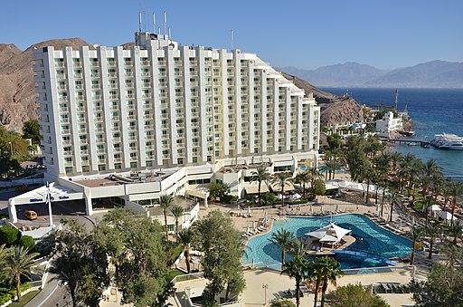 Hotel Hilton - Taba - panoramio