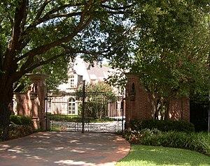 Preston Hollow, Dallas - A house in Preston Hollow