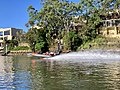 Houses at Hope Island seen from Coomera River, Queensland 21.jpg