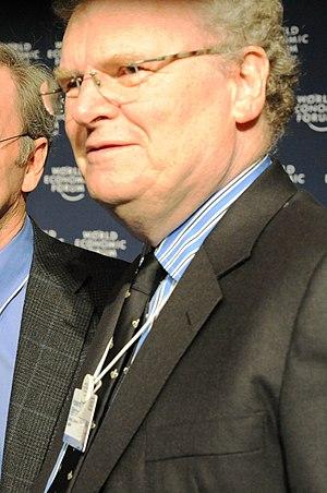 Howard Stringer - Howard Stringer in 2008