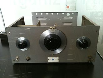 Hewlett-Packard - The HP200A, a precision audio oscillator, was the company's very first financially successful product.