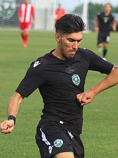 Hristo Popadiyn Bulgarian footballer