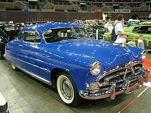Doc Hudson - A 1951 Hudson Hornet