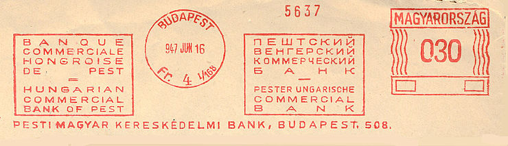 Hungary stamp type BA6.jpg