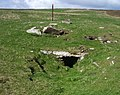Huntersquoy chambered cairn, Eday - geograph.org.uk - 224640.jpg