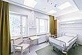 Huone Katriinan sairaalan remontoidussa siivessä.jpg