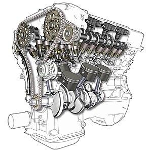 V6发动机