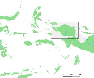 Bird's Head Peninsula