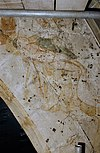 interieur, detail van schildering - margraten - 20304554 - rce