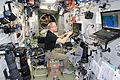 ISS-47 Tim Kopra on a Laptop in the Zvezda Service Module.jpg