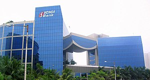 Bandra Kurla Complex - ICICI Bank Headquarters