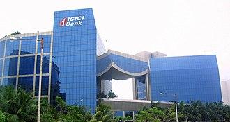 ICICI Bank - ICICI Bank Headquarter in Bandra Kurla Complex, Mumbai
