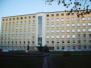 Veerenni - Image: Ida Tallinna Keskhaigla Silmakliinik
