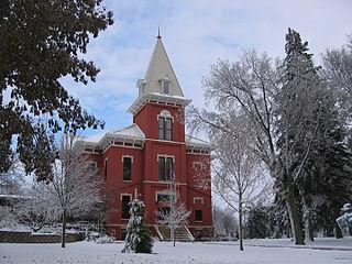 Ida County Courthouse United States historic place