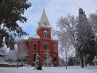 Ida County Courthouse - Image: Ida County IA Courthouse