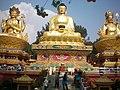 Idol of Buddha. - panoramio.jpg