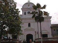 Nuestra Señora De La Candelaria SAn Jeronimo