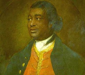 1768 in art - Image: Ignatius Sancho