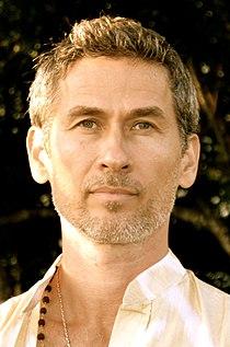 Igor Kufayev at Lake Arenal, Costa Rica 2012.jpg