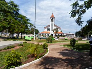 Our Lady of the Assumption Cathedral, Saurimo Church in Saurimo, Angola