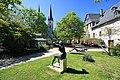 Im Kirchhof Saalfeld. Thüringen. 2H1A5286WI.jpg