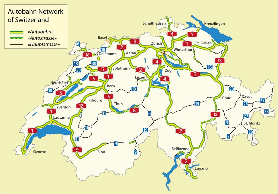 Image-Swiss-Highway-network-en