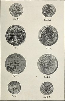 Portuguese Malacca Tin Coins Of King Emmanuel 1495 1521 And John Iii 1557 Period Were Discovered During An Excavation Near The River Mouth