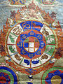 India, thangka con calendario buddhista 02.JPG