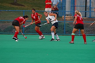 Indiana Hoosiers field hockey - Image: Indiana (74) (5028136914)