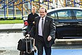 Informal meeting of economic and financial affairs ministers (ECOFIN). Arrivals Vitor Constâncio (37083572402).jpg