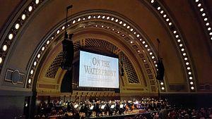 Hill Auditorium - Image: Inside Hill Auditorium