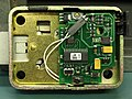 Inside a La Gard 3740M Dead Bolt Electronic Digital Lock.JPG