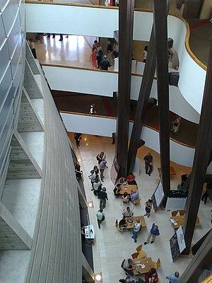 Cameri Theater - Cameri interior