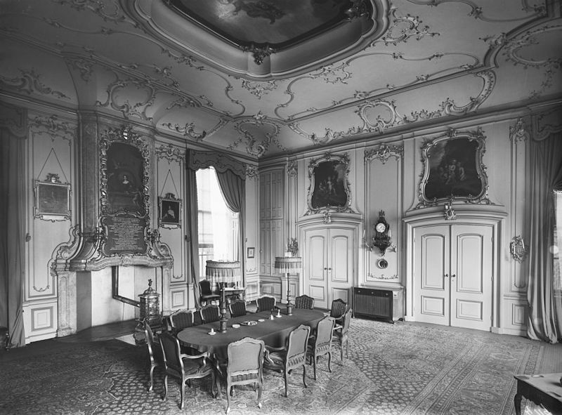 File interieur regentenzaal utrecht 20235026 for Interieur 1920