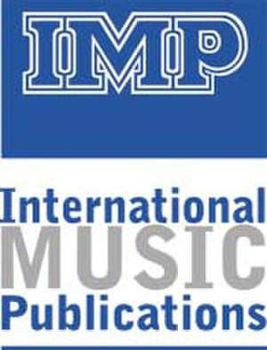 International Music Publications - Image: International Music Publications Logo