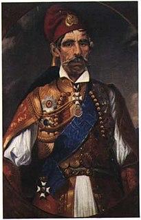 Gennaios Kolokotronis Greek politician and general
