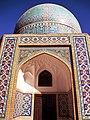 Iran - Neyshabour - Attar Neyshabouri's tomb - Information in page 1 - panoramio.jpg
