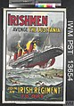 Irishmen Avenge the Lusitania Art.IWMPST13654.jpg