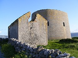 Finavarra Martello tower