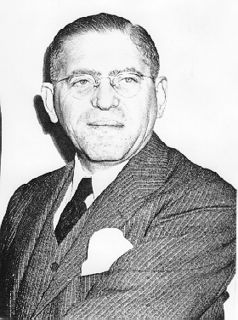 Irving H. Saypol American judge