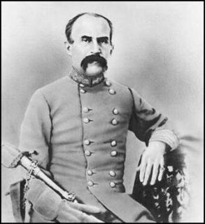 Isaac R. Trimble Confederate Army general