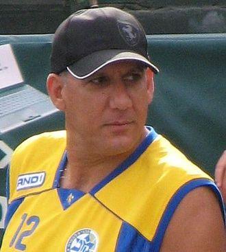 Maccabi Tel Aviv B.C. - Doron Jamchi