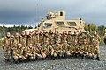 Italian 21st Engineer Soldiers MRAP certification at JMTC Grafenwoehr (6418590203).jpg