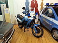 Italian police motor cycle.JPG