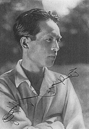 Daisuke Itō (film director) - Daisuke Itō in 1928