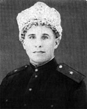 Ivan Sidorovich Lazarenko - Image: Ivan Sidorovich Lazarenko 1944