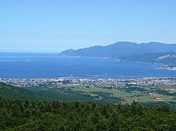 Iwanai de Niseko-Panorama Line.JPG